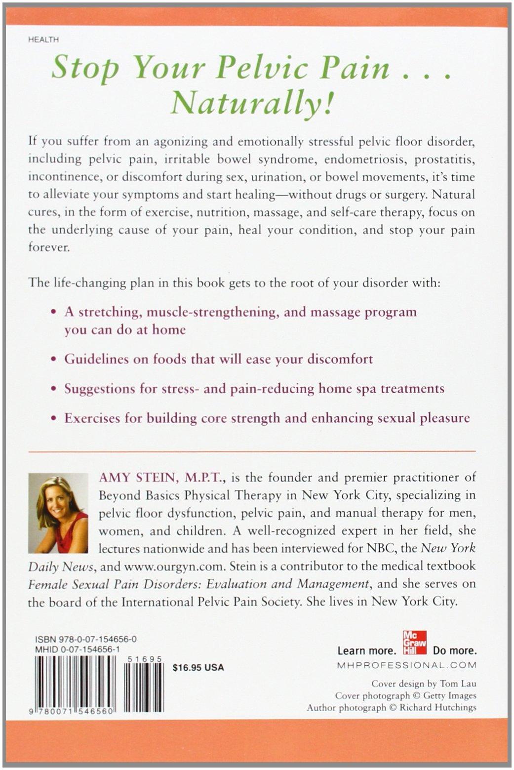 Books Dvd S And Cd S Heal Pelvic Pain Book